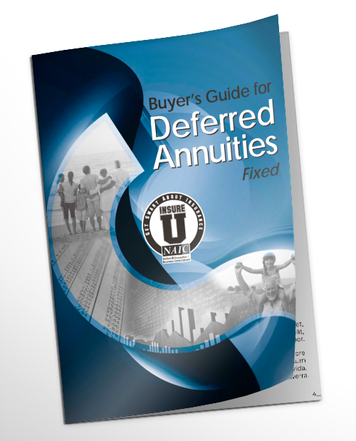 Deferred Annuities Buyer's Guide